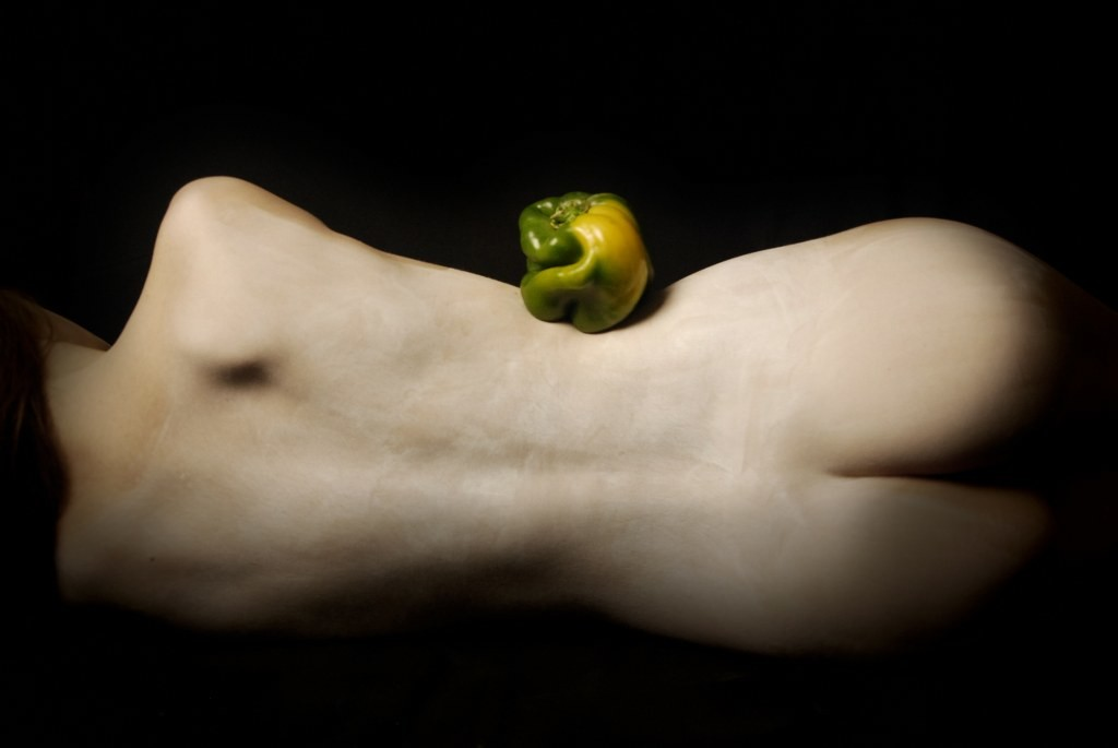 schiena, peperone