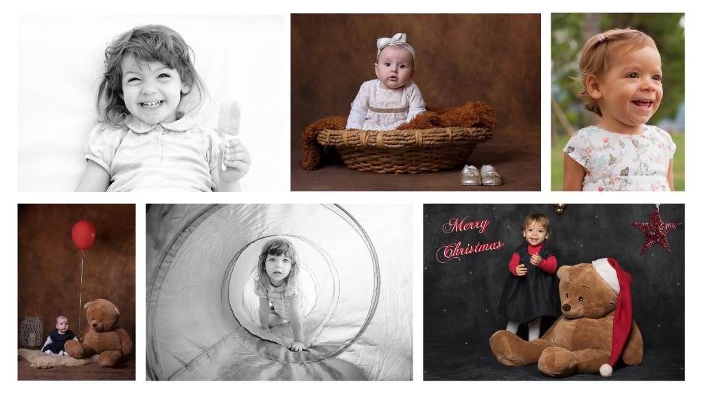 """<img src=""""(child).jpg alt= foto di bambine bianco e nero e colori a casa e all'aperto che sorridono, foto con orso in studio""""/>"""